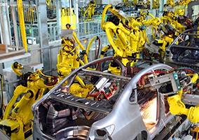汽车行业焊接应用
