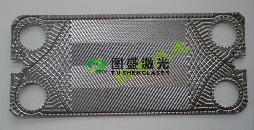 太阳能换热板焊接
