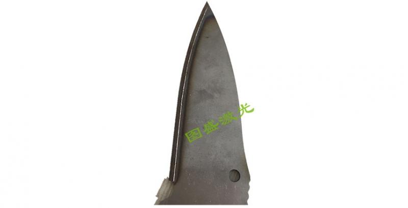刀具刃口合金钢焊接