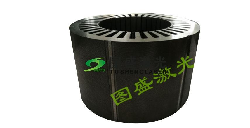 电机激光焊接