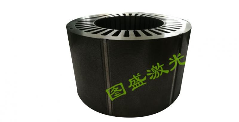 电机锭子焊接(硅钢片)